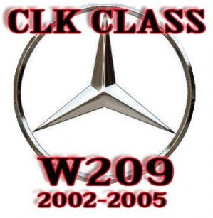 MERCEDES CLK CLASS W209 2002-2005  SRS ,SEAT OCCUPANCY /occupied  child recognition SENSOR bypass